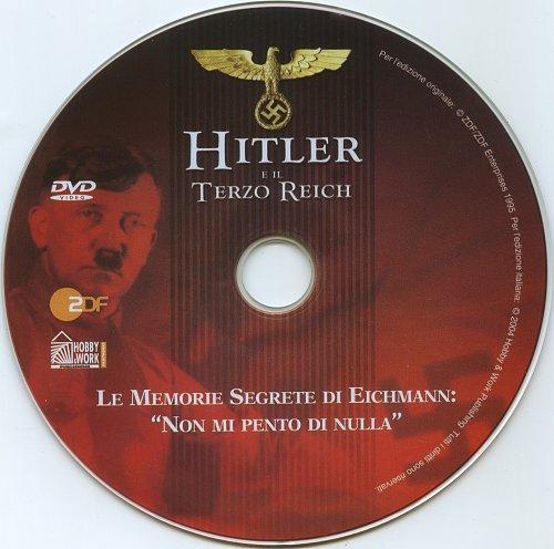 """Hitler E Il Terzo Reich (DVD 32: Le Memorie Segrete Di Eichmann: """"Non Mi Pento Di Nulla"""") [2004]"""