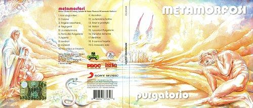Metamorfosi - Purgatorio (2016)