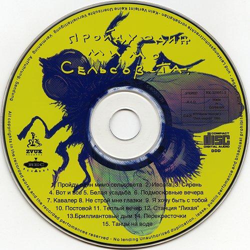 Рыбкин Саша - Пройду один мимо сельсовета (1995)
