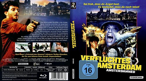 Амстердамский кошмар / Проклятый Амстердам / Amsterdamned (1988)