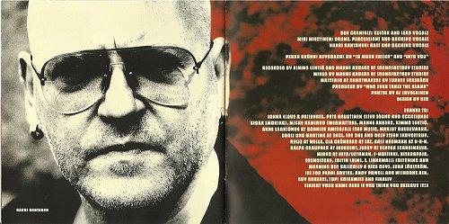 Ben Granfelt Band - The Sum Of Memories (2006)