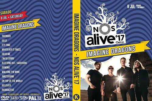 Imagine Dragons - Nos Alive (2017)