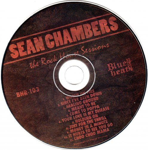 Sean Chambers - The Rock House Sessions (2013)