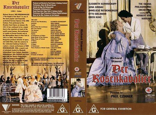 Richard Strauss - Der Rosenkavalier (1961)