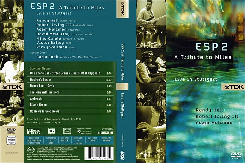ESP2 - A Tribute to Miles. Live in Stuttgart (1994)