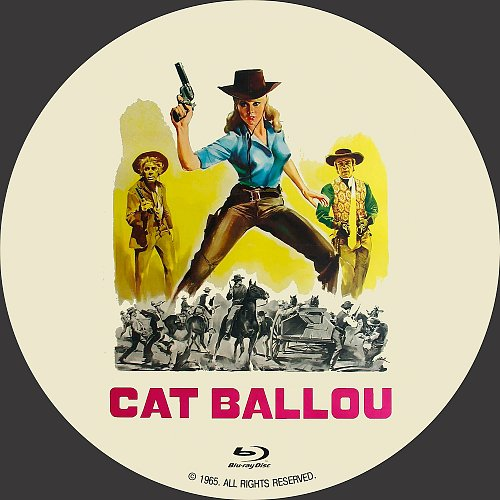 Кошка Баллу / Cat Ballou (1965)