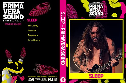 Sleep - Primavera Sound (2017)