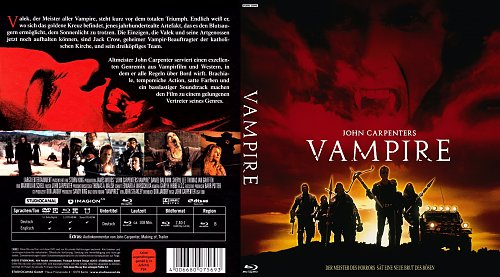 Вампиры / Vampires (1998)