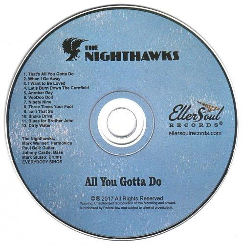 Nighthawks, The - All You Gotta Do (2017)