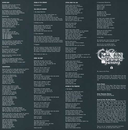 Cloven Hoof - Cloven Hoof (1984) Reissue: 2017