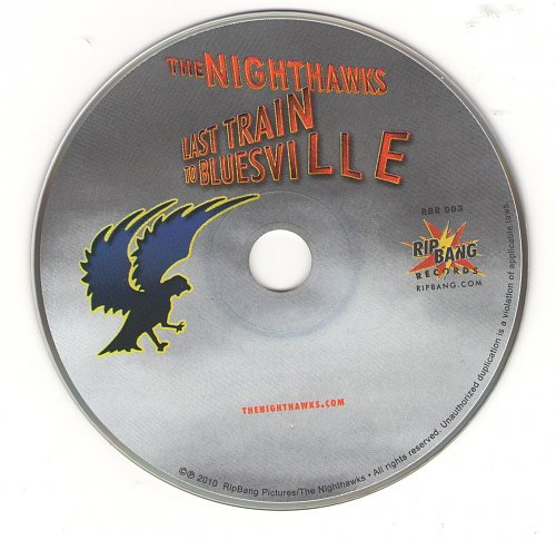 Nighthawks, The - Last Train to Bluesville (2010)