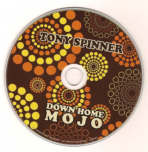 Tony Spinner - Down Home Mojo (2011)