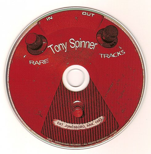 Tony Spinner - Rare Tracks (2011)