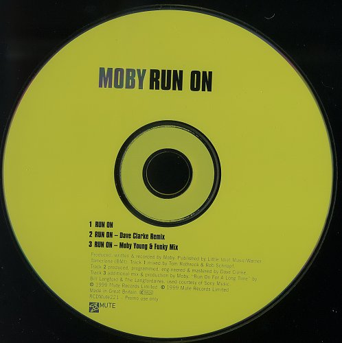 Moby - Run On (1999)