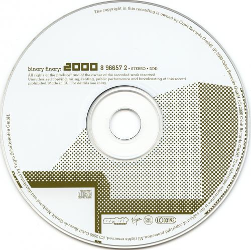 Binary Finary - 2000 (2000)