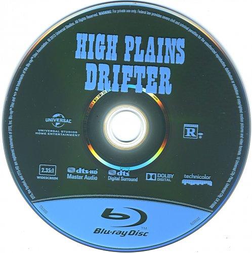 Бродяга высокогорных равнин / High Plains Drifter (1973)