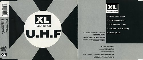 Moby (U.H.F.) - U.H.F. (1991)
