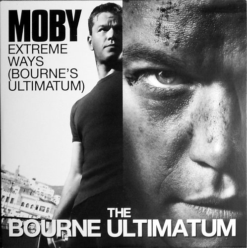 Moby - Extreme ways (Bourne's Ultimatum) (2007)