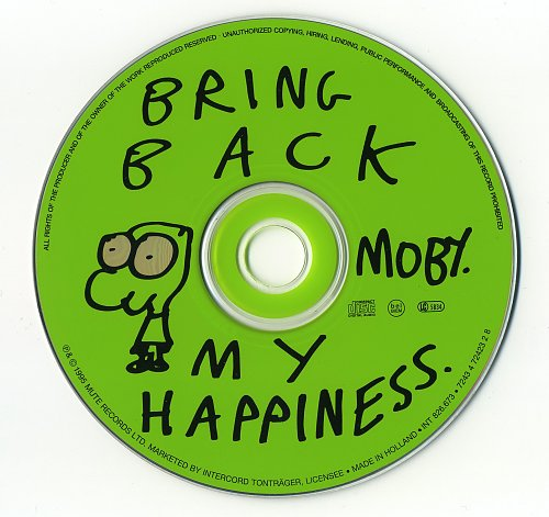 Moby - Bring Back My Happiness (1995)