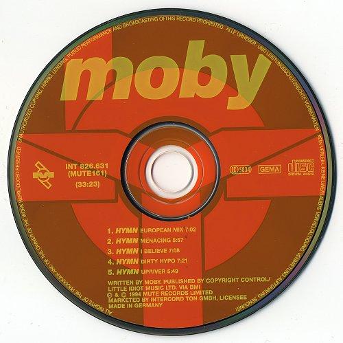 Moby - Hymn (1994)