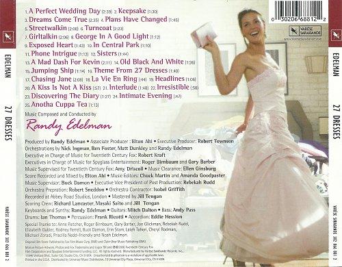 Randy Edelman - 27 Dresses (2008)