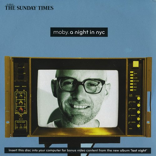 Moby - A Night In NYC (2008)