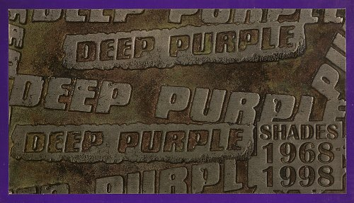 Deep Purple - Shades 1968-1998 (1999)