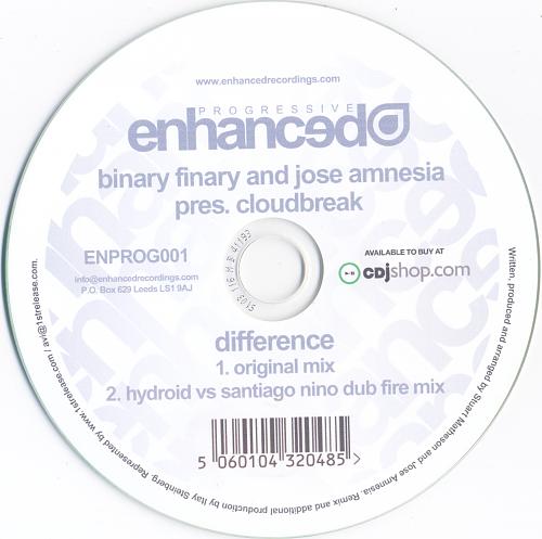 Binary Finary - Diffrence (2005)