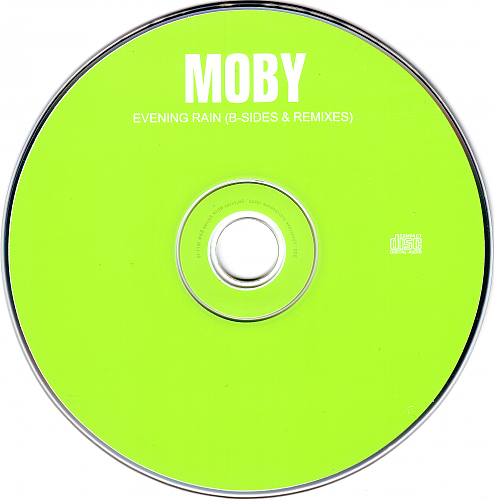 Moby - Evening Rain (B-Sides & Remixes) (2003)