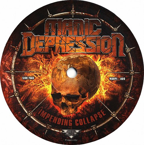 Manic Depression - Impending Collapse (2010)