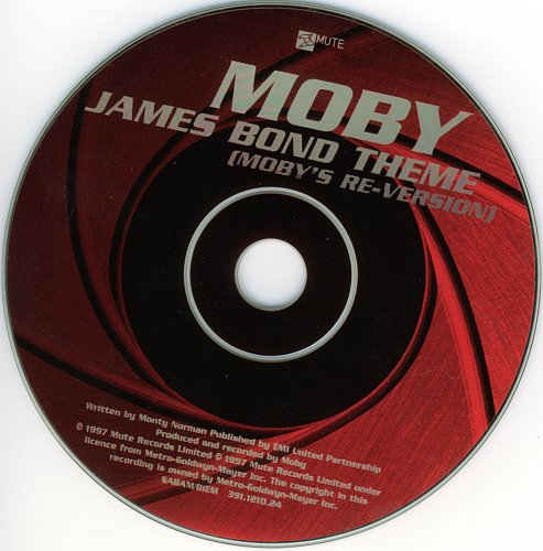 Moby - James Bond Theme (1995)