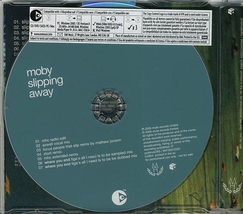 Moby - Slipping Away (Crier La Vie) (2006)