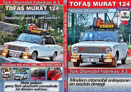 Tofaş Murat 124/TR Art