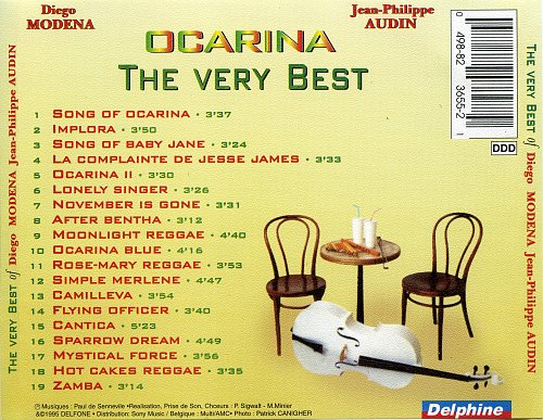 Ocarina - The Very Best of Ocarina (1995)