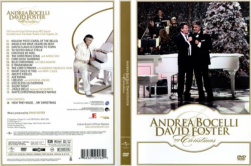 Andrea Bocelli & David Foster - My Christmas (2009)