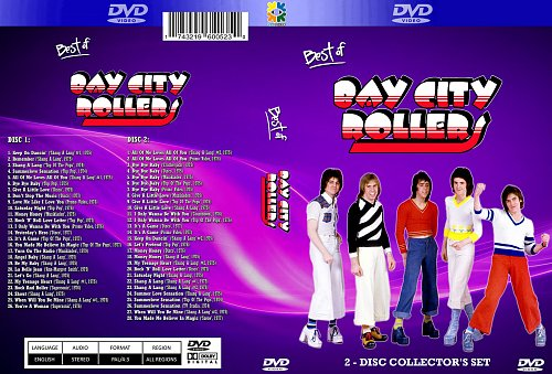 Bay City Rollers - Best Of (2017)