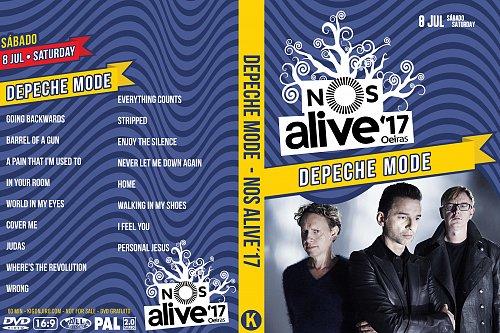 Depeche Mode - Nos Alive 2017