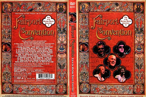 Fairport Convention - Live at Marlove Theatre (2003)