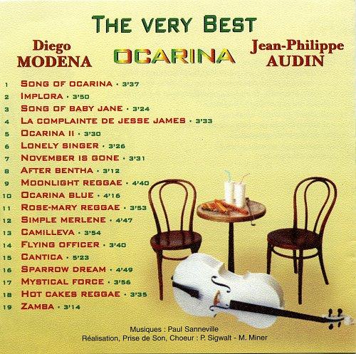 Ocarina - The Very Best of Ocarina (1995)