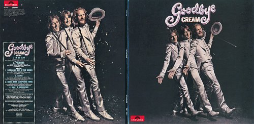Cream - Goodbye (1969)