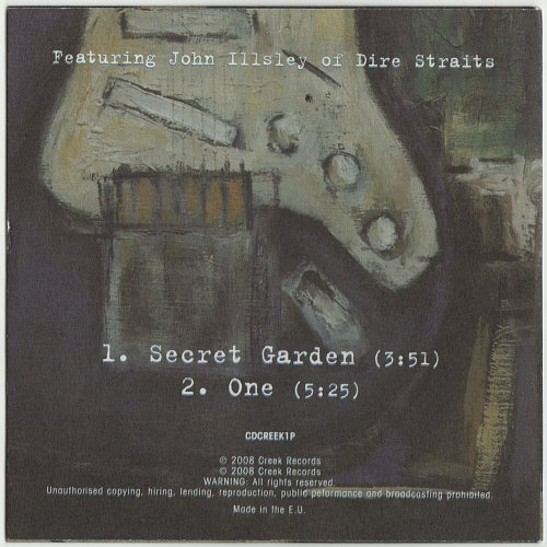 Greg Pearle & John Illsley - Secret Garden (2008, Single)