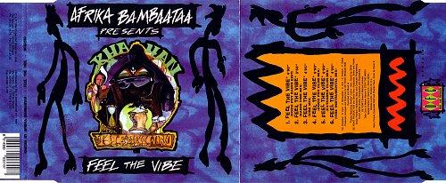 Afrika Bambaataa Pres. Khayan - Feel The Vibe (1995)