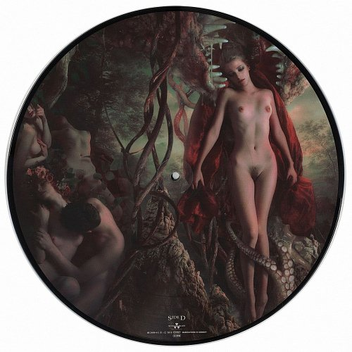 Cradle of Filth - Hammer of the Witches (2015) [Picture Disc]