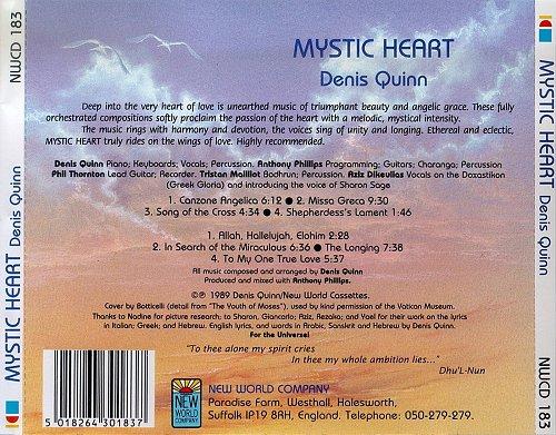 Asha - Mystic Heart (2004)