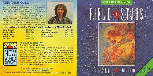 Asha - Field of Stars (1994)