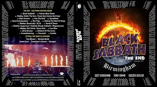 Black Sabbath - The End: Birmingham (2017)