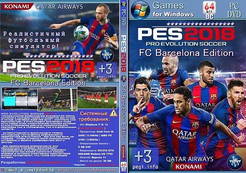 PES 2018 / Pro Evolution Soccer 2018