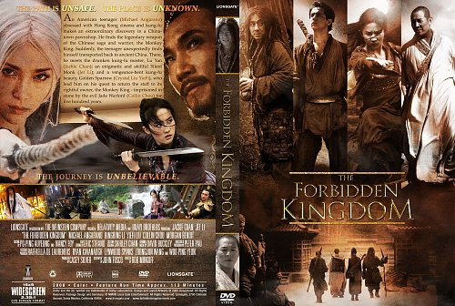 Запретное царство / The Forbidden Kingdom (2008)