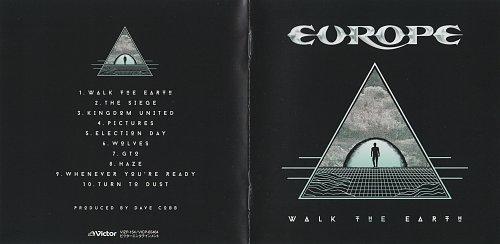 Europe - Walk The Earth (2017)