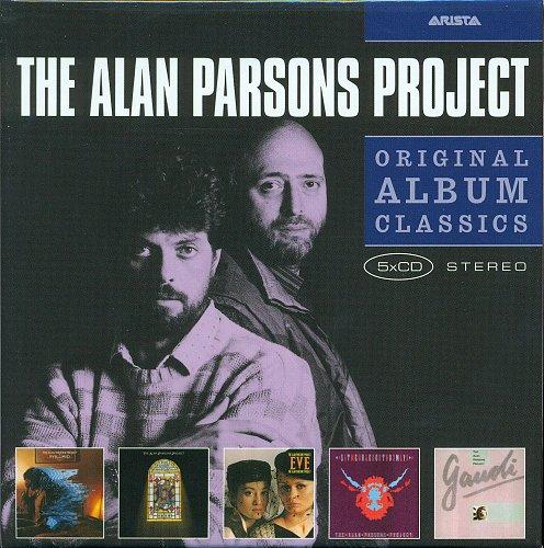Alan Parsons Project, The - Original Albums Classics (2010)